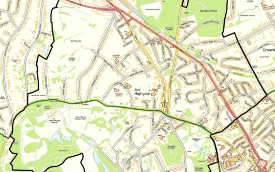 HNF response to Boundary Commission's proposed constituency changes